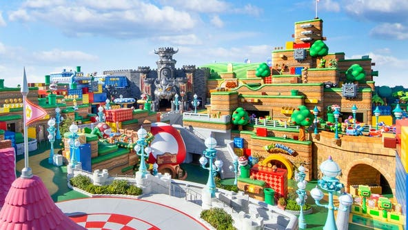 Super Nintendo World Japan announces grand opening event