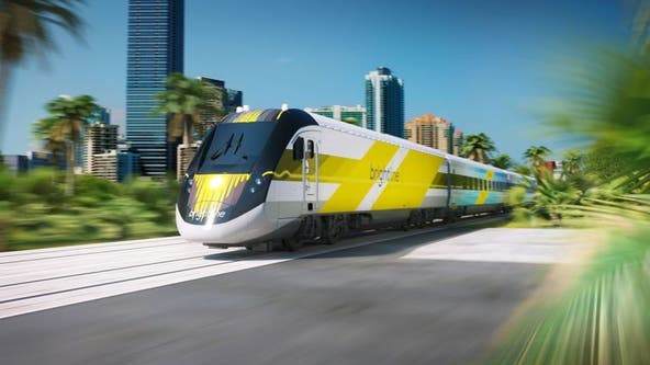 Brightline Trains not likely to make stop near International Drive