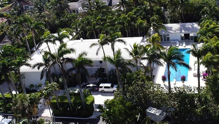 GETTY jeffrey epstein mansion