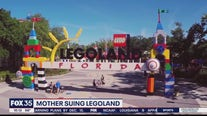 Mom suing Legoland, claiming son was forced to remove prosthetic leg