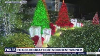 FOX 35 Holiday Lights: Clemwood Street in Orlando
