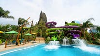 Universal Orlando reaches settlement with man who broke neck on water slide: Report