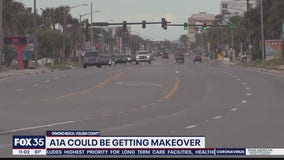 FDOT w ants to redesign parts of A1A in Ormond Beach