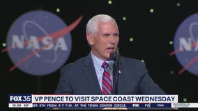 Pence to visit Cape Canaveral
