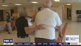 Elderly stressed over coronavirus pandemic