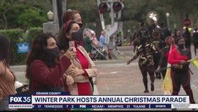 Winter Park hosts annual Christmas Parade