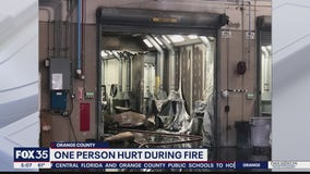 Fire breaks out at Nautique boat manufacturing facility