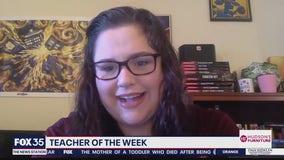 Teacher of the Week: Ms. Amanda Warren