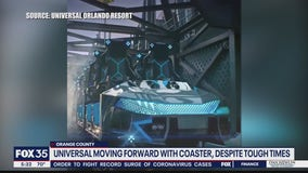 Preview of Jurassic World VelociCoaster