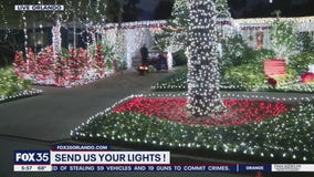 Holiday light display memorializes victims of COVID-19