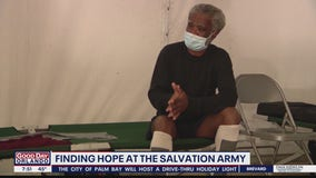 The Salvation Army helps local man get back on his feet during the pandemic