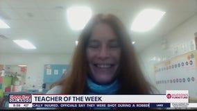 Teacher of the Week: Mrs. Cinnamon Palso