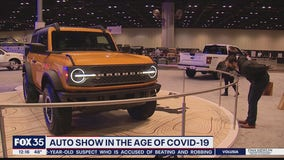 Orange County Convention Center hosts first car show in U.S. since COVID-19 outbreak
