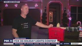 FOX 35 Holiday Lights: Gatewood Gallery of Lights