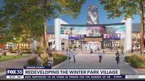 Makeover planned for Winter Park Village