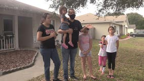 Neighbors replace gifts stolen from family in Deltona