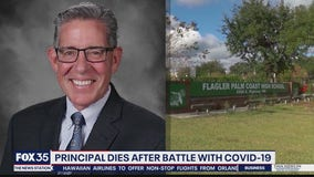 Principal dies after battle with COVID-19