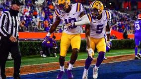 Swamp stunner: LSU beats No. 6 Florida with 57-yard FG late