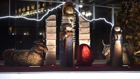 2020 Vatican nativity display draws comparisons to 'Star Wars' scene