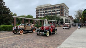 Winter Park hosts annual holiday parade with COVID changes