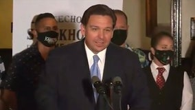 Gov. Ron DeSantis vows to 'stand in the way' if local leaders try to close restaurants