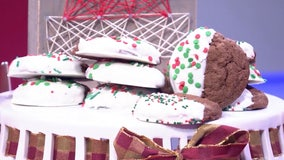 Holiday recipe: Allison's Peppermint Chocolate Christmas Cookies