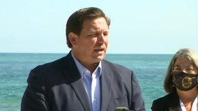 Gov. Ron DeSantis calls reservoir 'a top environmental priority'