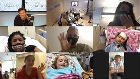Ryan Seacrest Foundation opens broadcast studio at Arnold Palmer Hospital