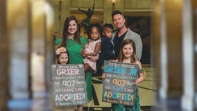Paying it Forward: Couple transitions from fostering to adoption
