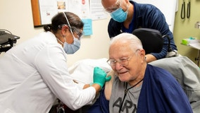 5 veterans in long-term care first to get COVID-19 vaccine in Orlando