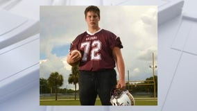 Nearly $1 million settlement for high school football player's death