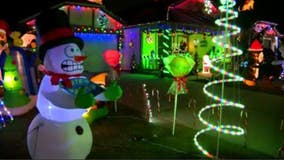 Oviedo house shows off 100,000-light holiday display