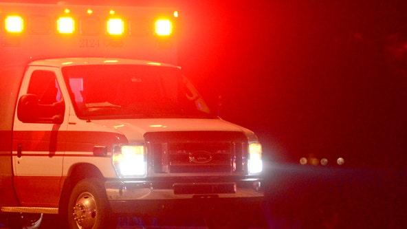 Fire tears through historic home in Sanford