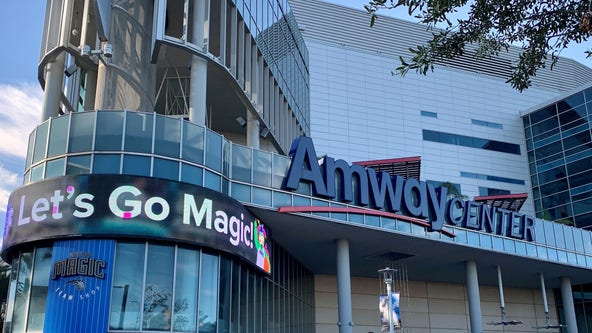 Amway Center looks to late August to reach full capacity for events