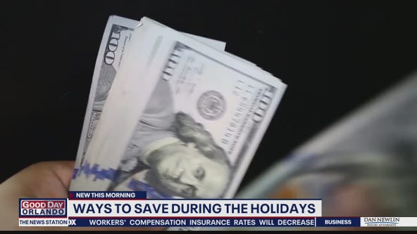 Ways to save during the holidays
