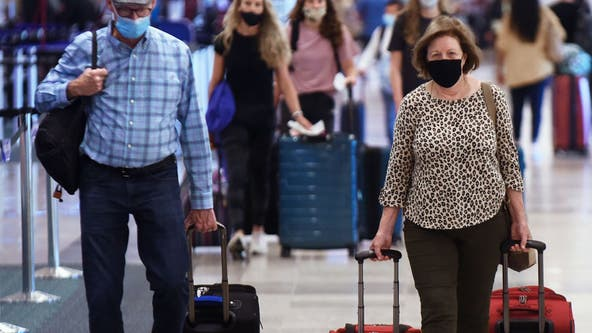 Travelers coming into America must provide negative COVID-19 test