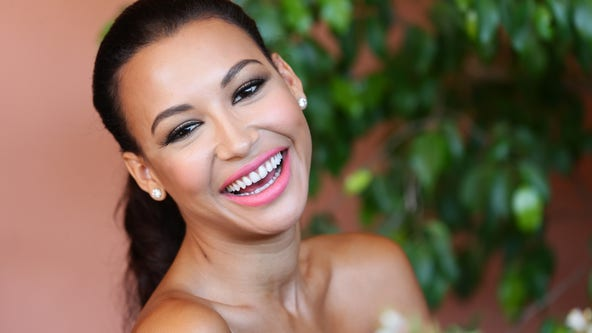 'Glee' cast honors Naya Rivera with holiday fundraiser