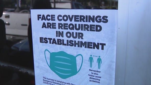 Businesses left confused over new CDC face mask guidelines