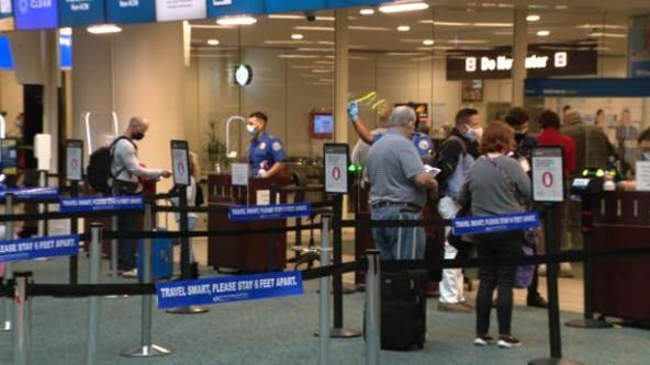 Orlando International Airport opens AdventHealth coronavirus testing site inside Terminal A