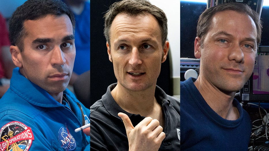 NASA crew 3 spacex mission 121420
