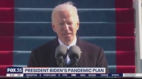 President Biden gets to work on pandemic plan