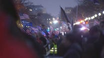 Crowds flood DC for pro-Trump rallies near White House