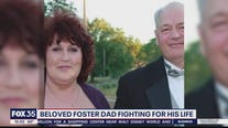 Beloved foster dad fighting for his life