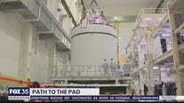 NASA's Orion spacecraft moving forward