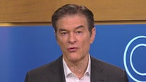 Dr. Oz discusses second doses, U.S. COVID vaccine supply