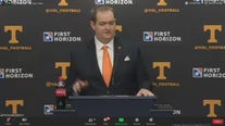 University of Tennessee speaks about on incoming coach Josh Heupel
