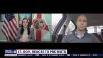 Florida Lt. Gov. Nuñez calls for swift justice with Capitol rioters