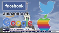 GOP lawmakers target big tech after Trump ban from social media