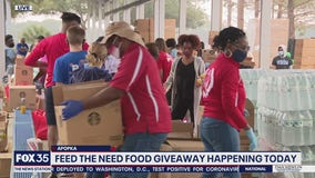 'Feed the Need' food giveaway on Saturday