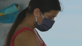 Doctors warn your mask might not protect you from COVID-19 variant